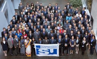 תלמידים מרחבי העולם באוניברסיטת החלל הבינלאומית