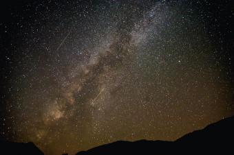 מטר מטאורים | צילום: צילום: קייט גירייס