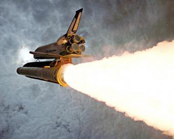 שיגור מעבורת החלל קולומביה | NASA/KSC