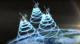 הדמייה של שלושה לוויינים פועלים כלהק בחלל | פרויקט סמסון, הטכניון