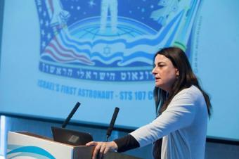 رونا رامون في مؤتمر رامون للثقافة والفنون
