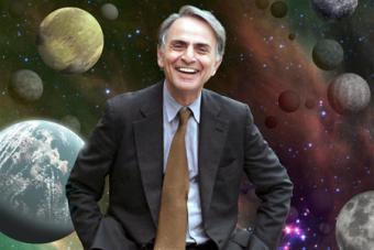 קרל סייגן | NASA