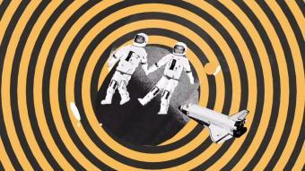 סקס בחלל: אתגר רציני ביותר | מתוך סרטון FiveThirtyEight - איור: TOM MCCARTEN