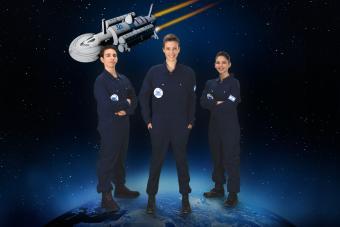 بعيد جداً بما يكفي لنلمسه – فعاليات أسبوع الفضاء الاسرائيلي