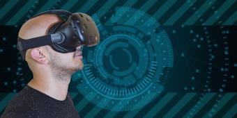 מציאות מדומה בחלל