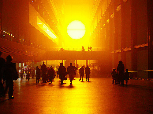 The Weather Project by Olafur Eliasson | Tate Modern